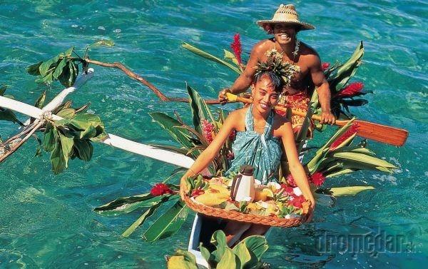 Tahiti, Francúzska Polynézia