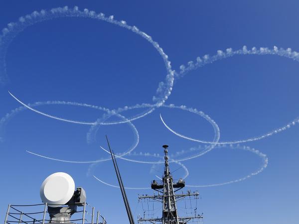 Akrobatický tím japonských vzdušných síl