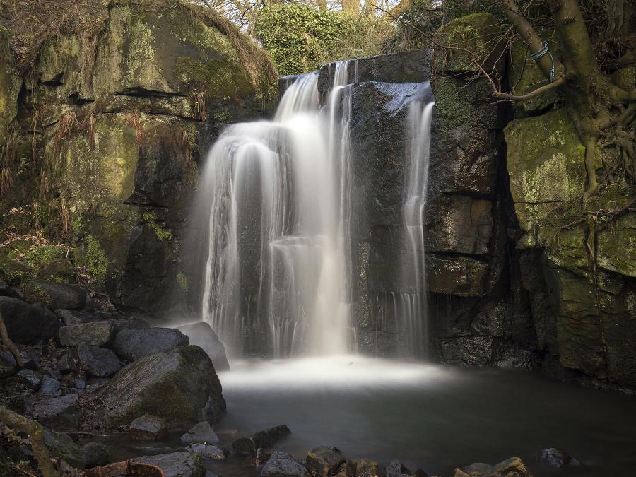 Čarovné vodopády