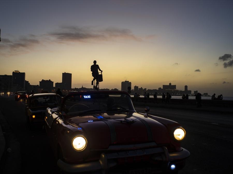 Vitajte na Kube