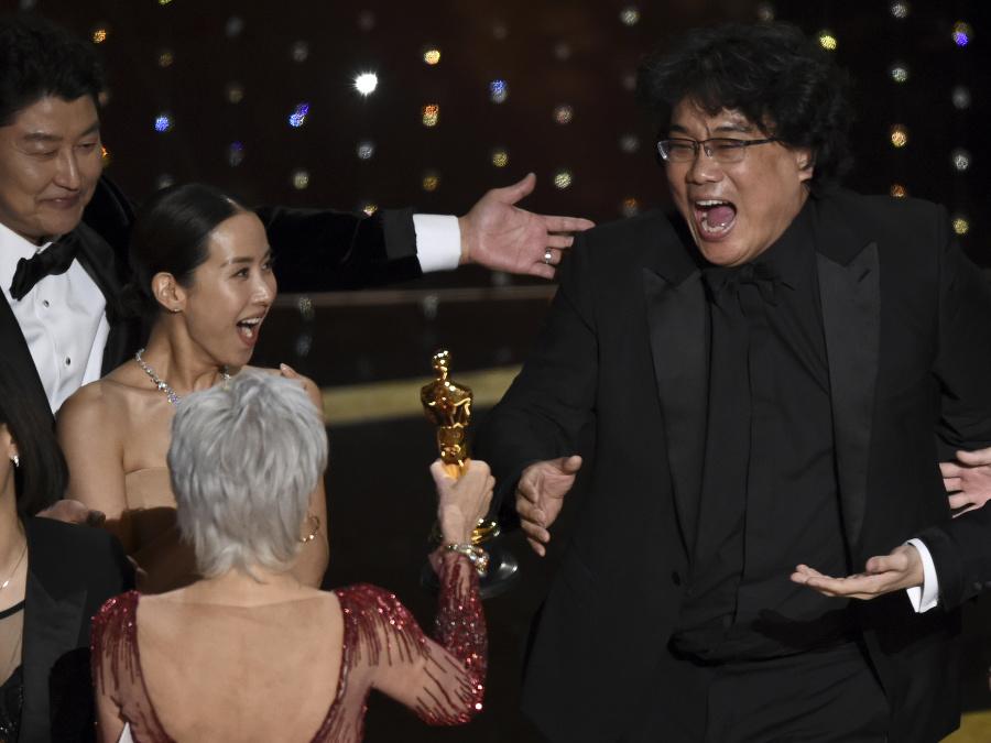 Senzácia na Oscaroch