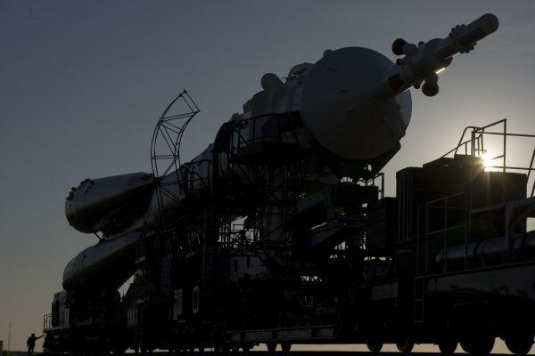 Ruský raketoplán Soyuz TMA 15