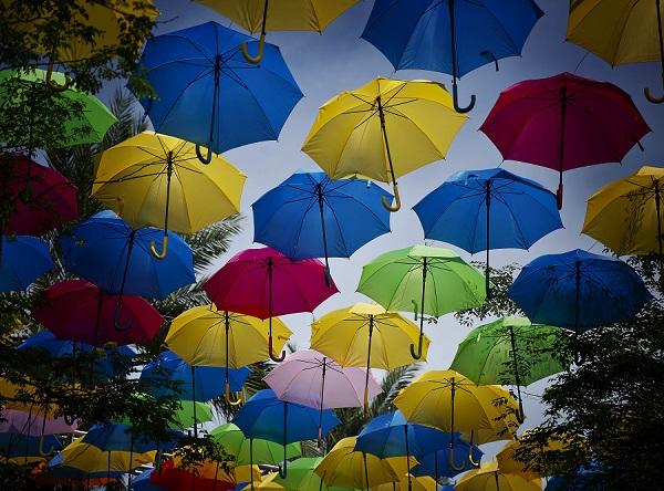 Dáždniková obloha