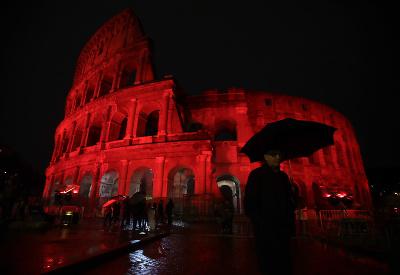Červené Koloseum