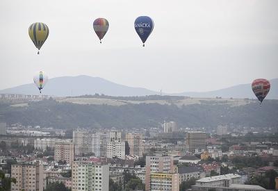 Balóny nad Košicami