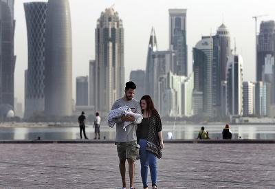 Obyčajný deň v modernom Katare