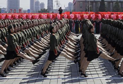 70-tka KĽDR