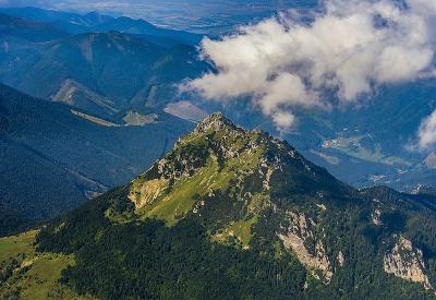 Malebnosť a pôvab našich hôr