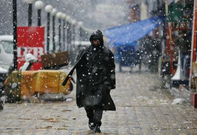 Indický sneh