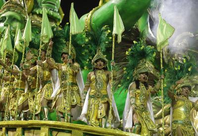 Farby Brazílie