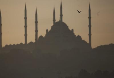 Ráno v Istanbule