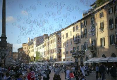 Všade samé bubliny!