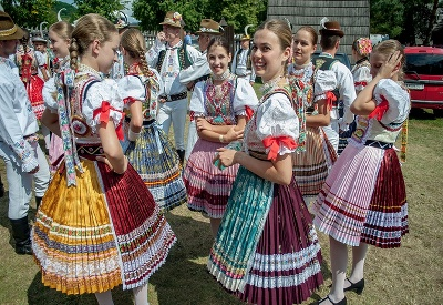 Krása slovenského folklóru