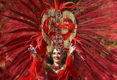 Španielska tanečnica