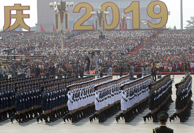 Čína oslavuje výročie vzniku