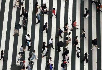 Bežný deň v uliciach