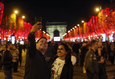 Vianočný Paríž