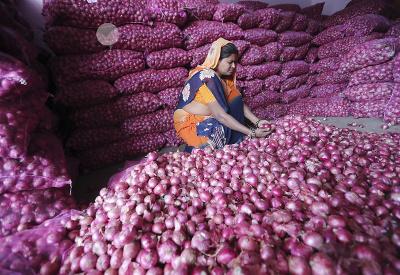 Cibuľová kríza v Indii