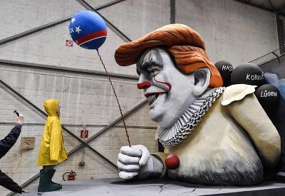Trump z hororu