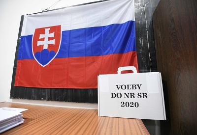 Na Slovensku sú dnes parlamentné voľby
