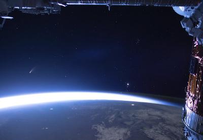 Najjasnejšia kométa