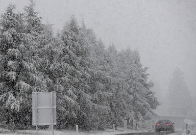 Prvé sneženie