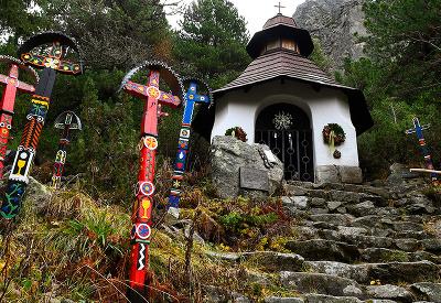 Symbolické miesto Tatier