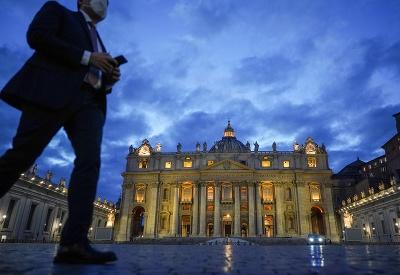 Prechádzka po Vatikáne