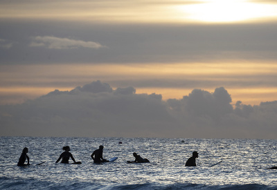 Trpezlivosť vlny prináša