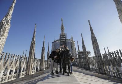 Slávna katedrála otvorená
