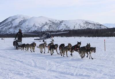 Aljašská doprava