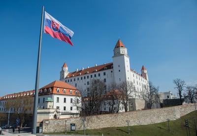Majestátny bratislavský hrad