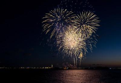 Oslavy v New Yorku