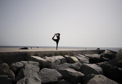 Cvičenie počas horúčav