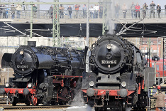 Parné lokomotívy