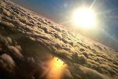 Pohľad z lietadla