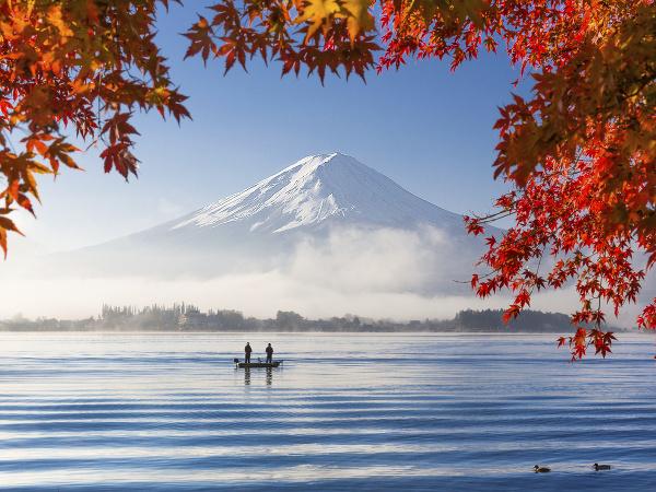Jeseň dorazila aj do Japonska