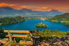 Krásne chvíle v Slovinsku