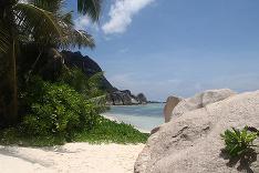 Ostrovný raj na Seychelách