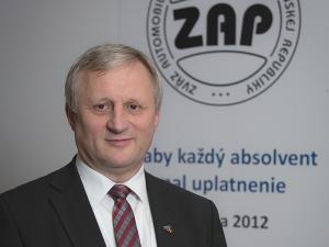Jaroslav Holeček, Zväz automobilového priemyslu SR