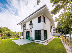 Pasívny rodinný dom v Senci ako z čítanky