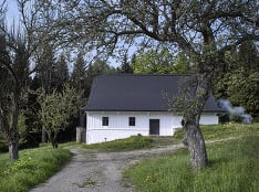 Zrubová chalupa v Českomoravskej vrchovine dostala nový život