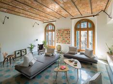 Vzdušný a elegantný byt
