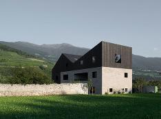 Dvojitý dom ako zo stavebnice