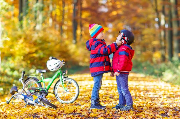 Na bicykloch