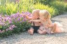 Na kvetinách
