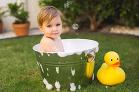 V bublinkách s kačičkou