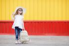 Malá cestovateľka