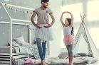 Balet s tatinom