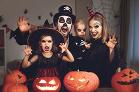 Halloweenska rodinka